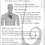 SE #5 balance procedure