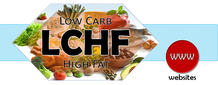 LCHF - website links