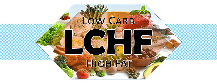 LCHF lifestyle info